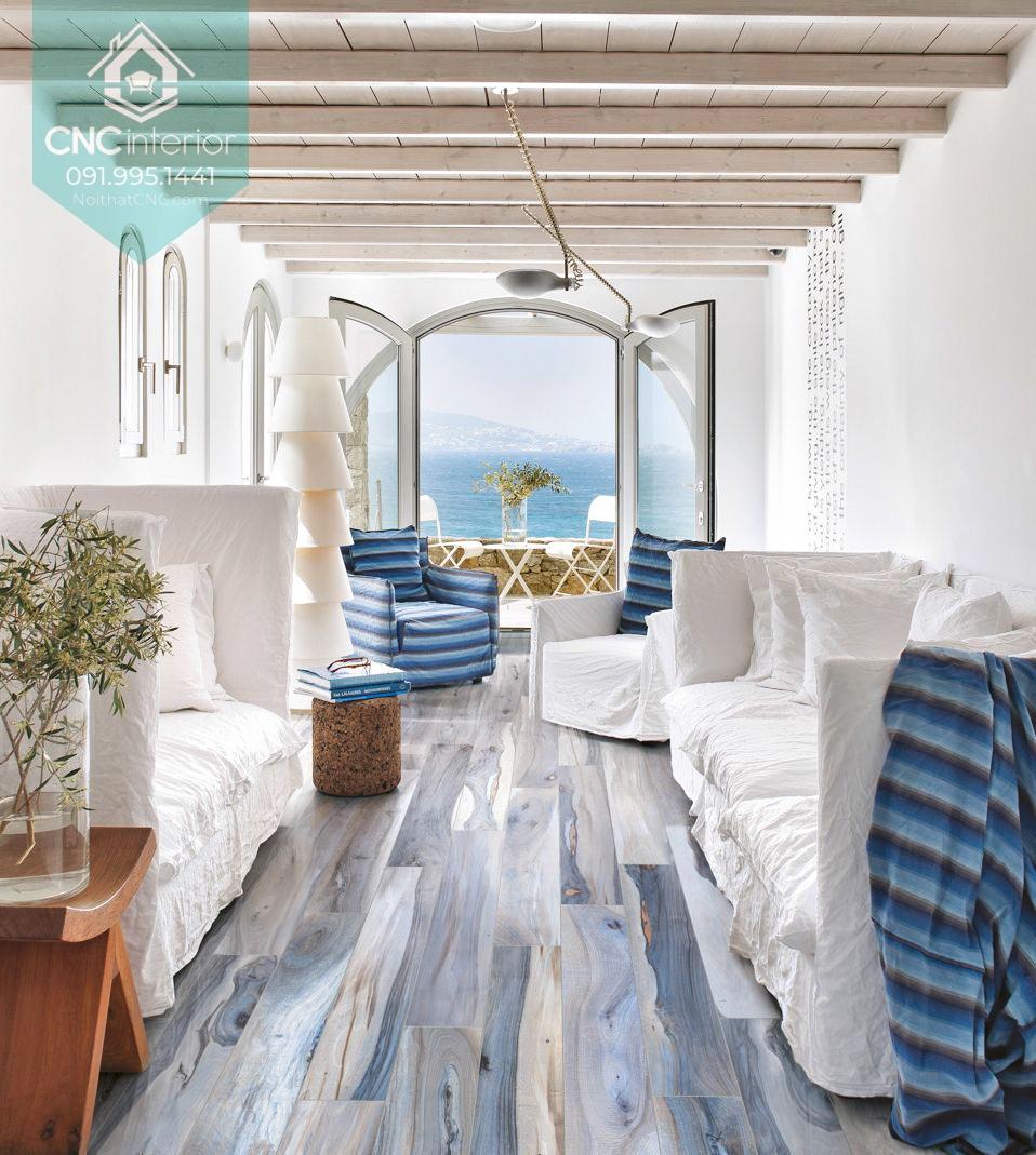 Phong cách thiết kế Địa Trung Hải 2