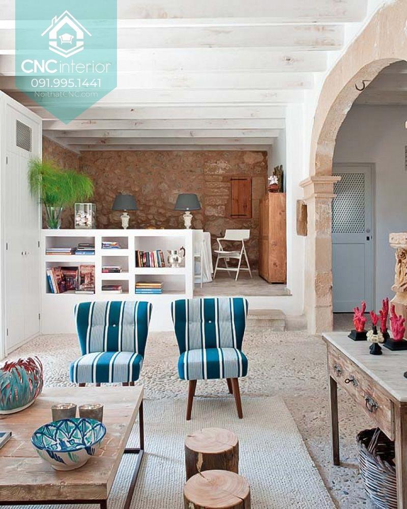 Phong cách thiết kế Địa Trung Hải 4