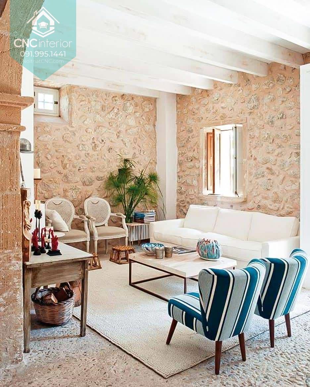 Phong cách thiết kế Địa Trung Hải 1