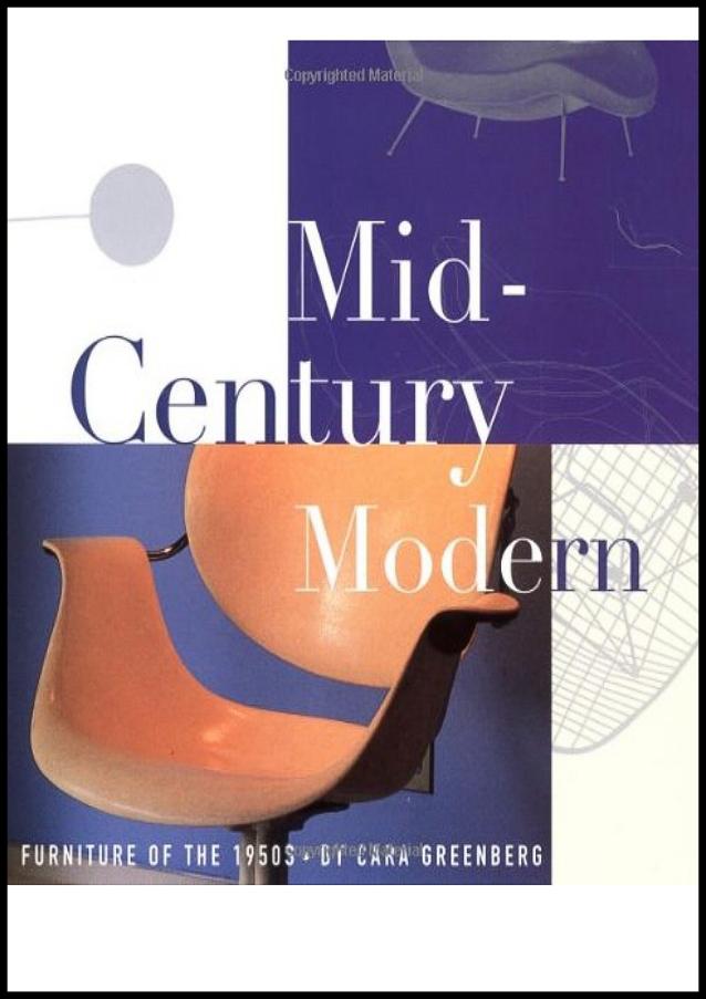Phong cách Mid Century 1