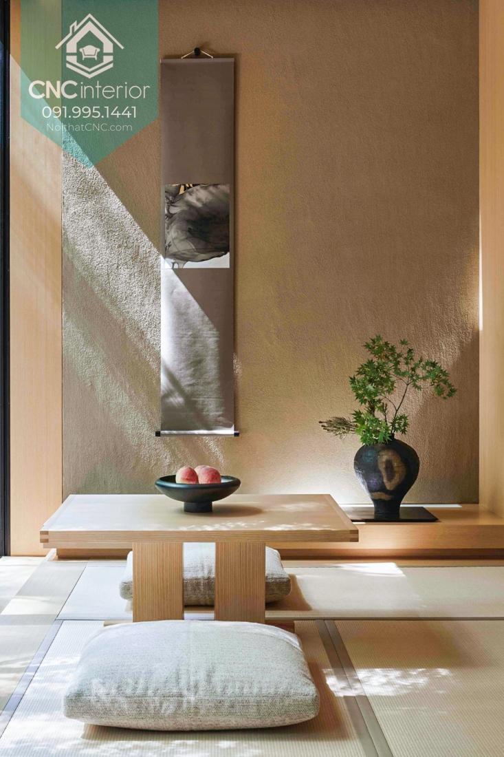 Phong cách Zen Nhật Bản 1
