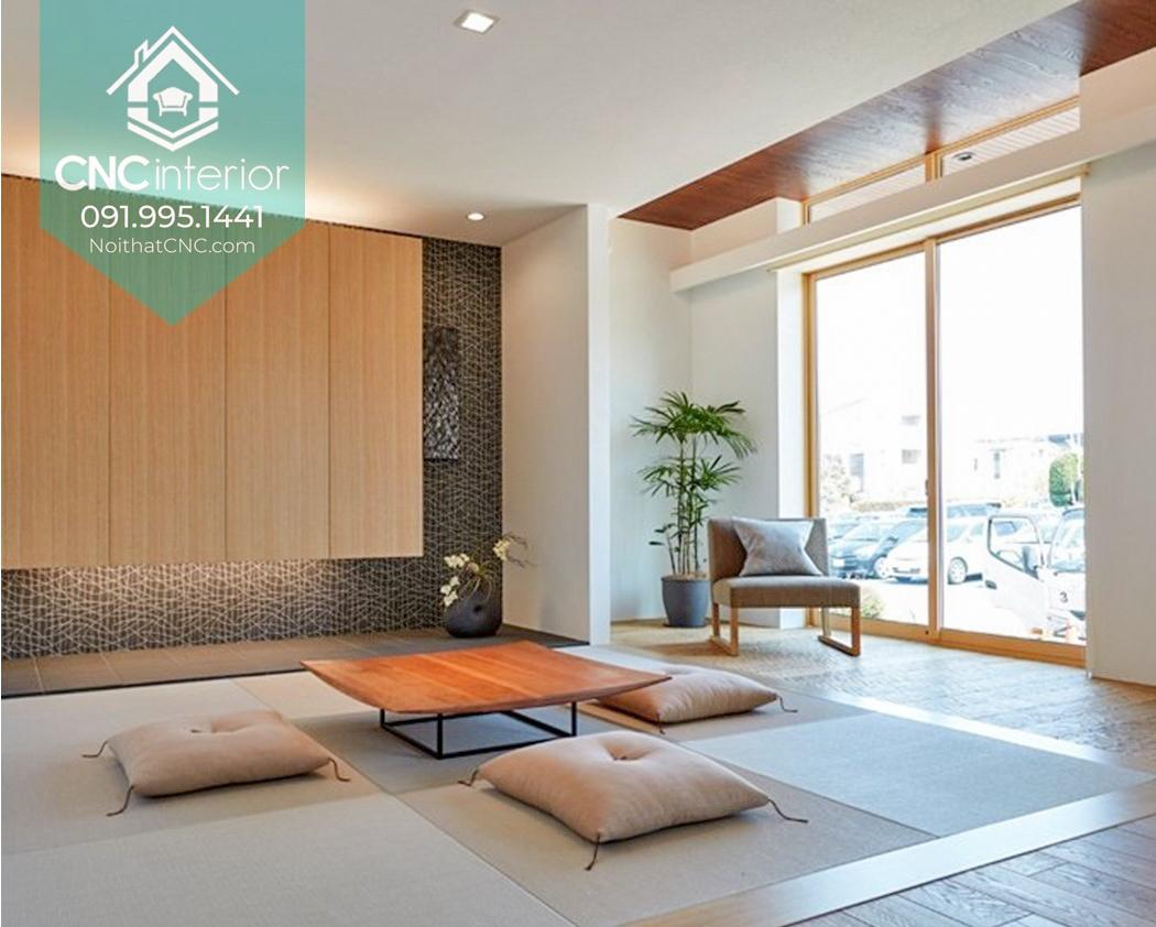Phong cách Zen Nhật Bản 2