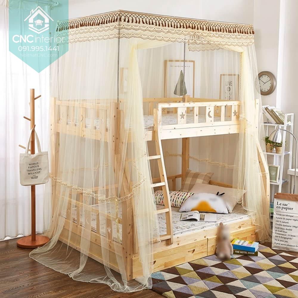 Giường tầng công chúa 1