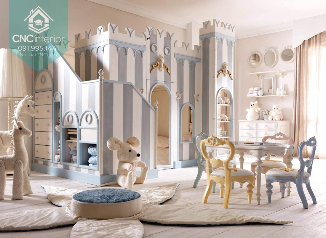 Giường tầng công chúa 7