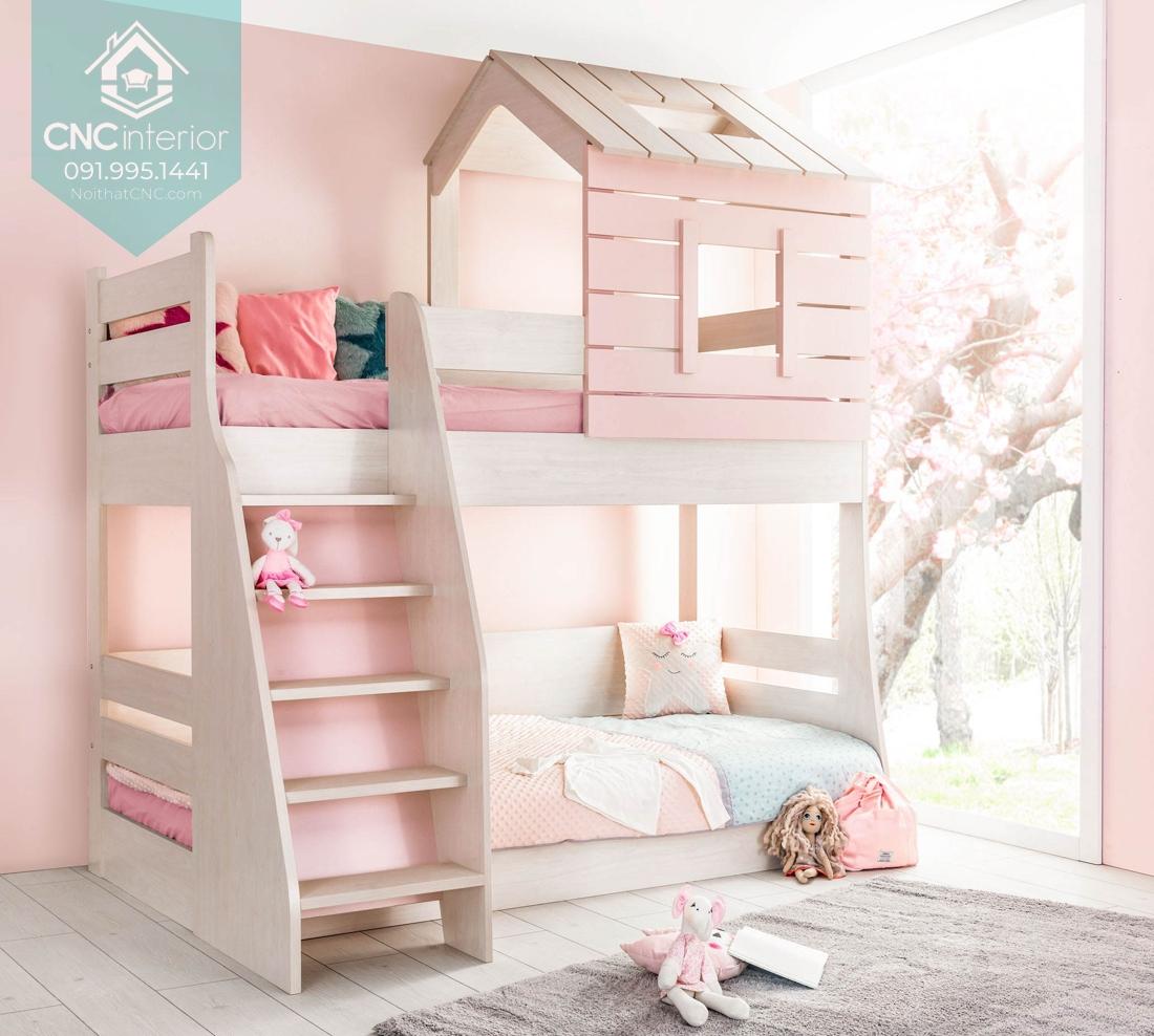 Giường tầng công chúa 5