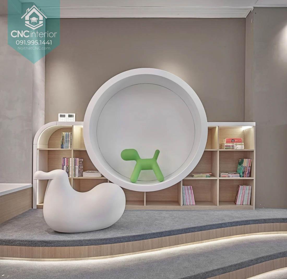 Tủ sách cho bé 4