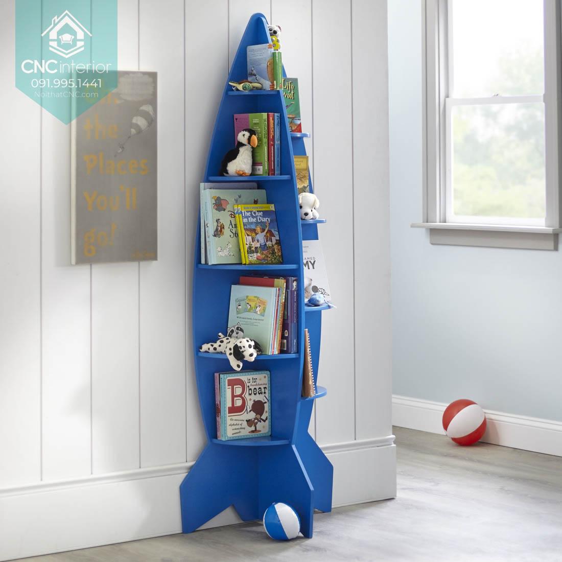 Tủ sách cho bé 6