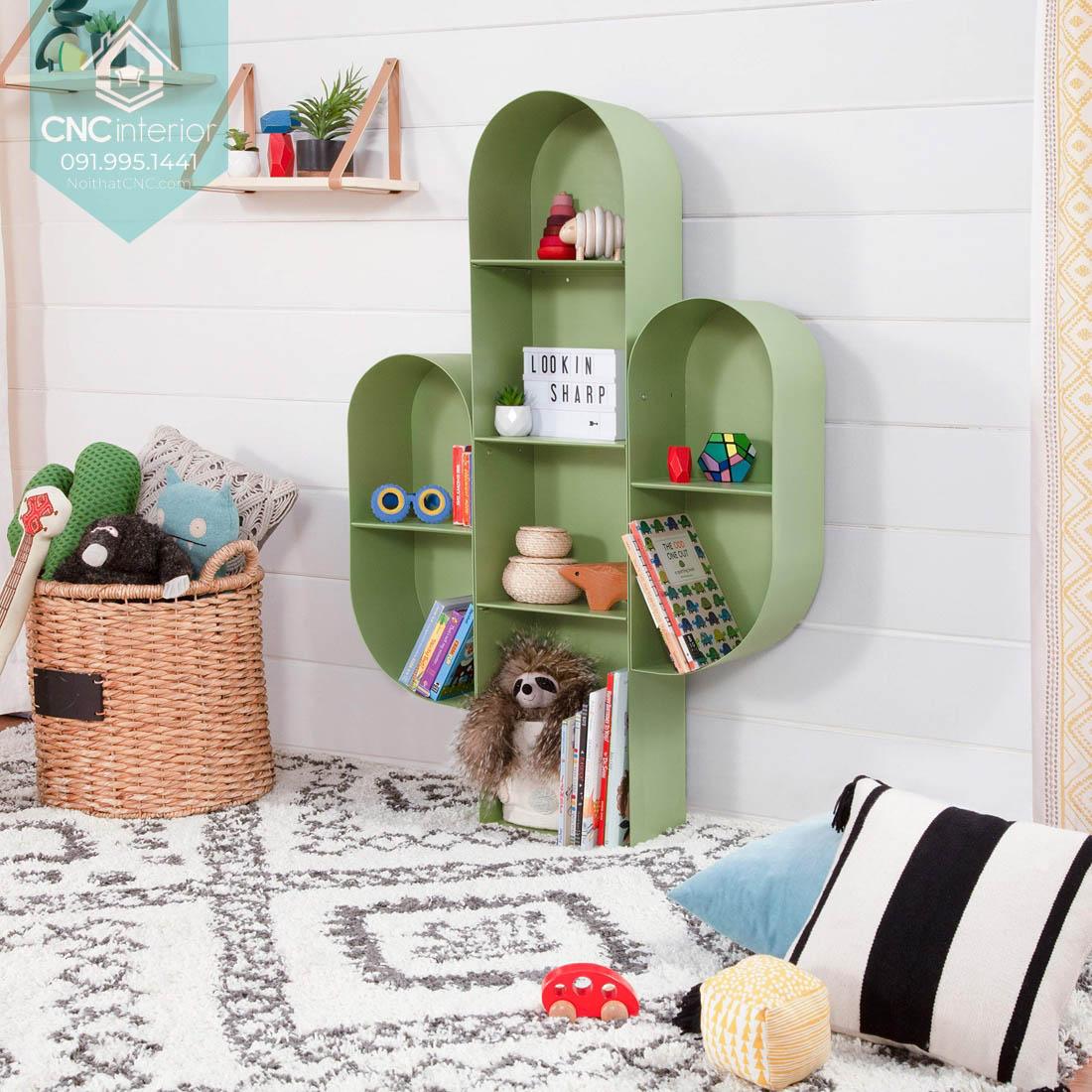 Tủ sách cho bé 1