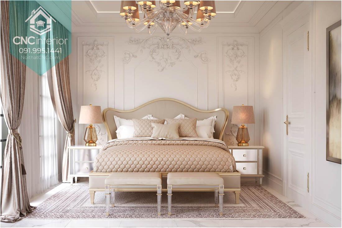 Thiết kế phòng ngủ vợ chồng đẹp 4
