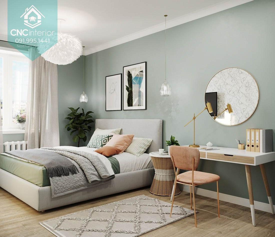 Thiết kế phòng ngủ cho vợ chồng 7