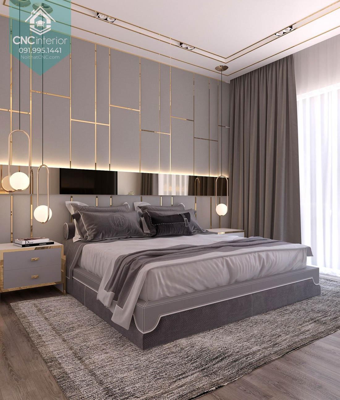 Phòng ngủ đẹp cho vợ chồng trẻ 7