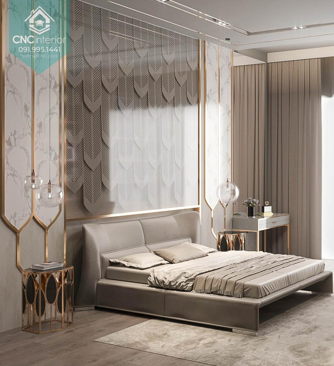 Phòng ngủ đẹp cho vợ chồng trẻ 8
