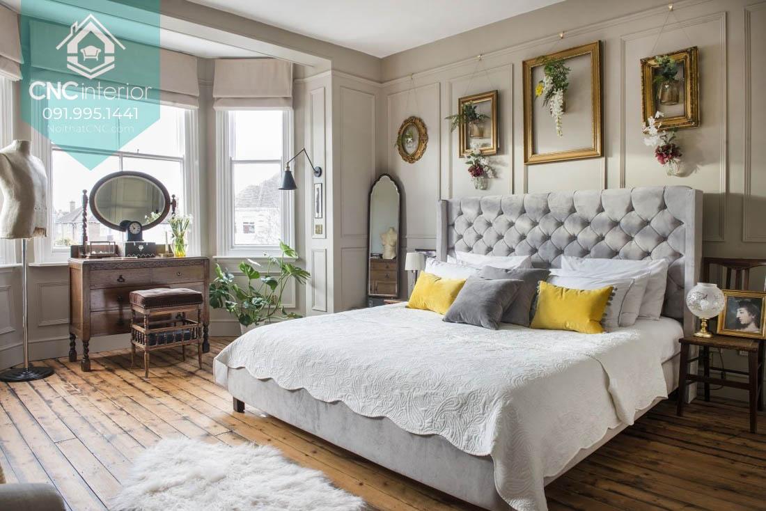 Phòng ngủ đẹp cho vợ chồng trẻ 1