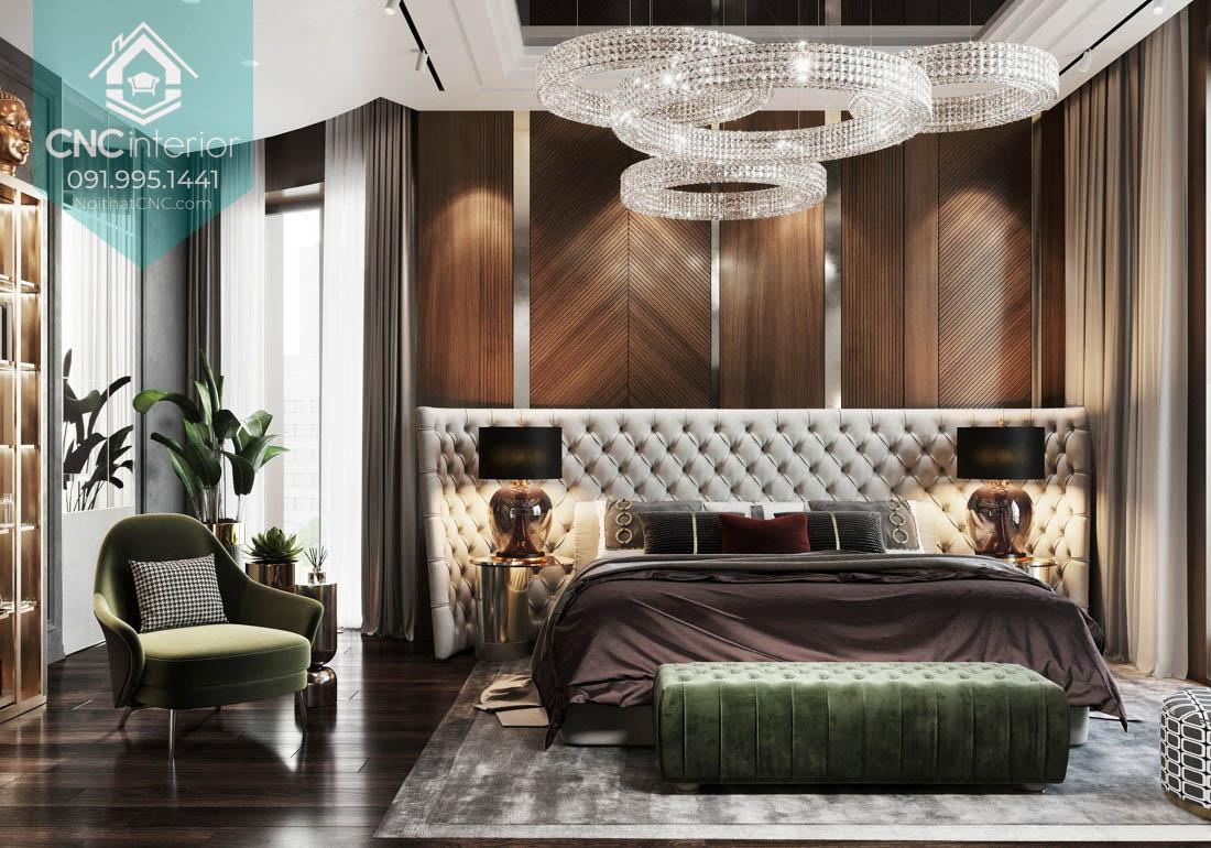 Thiết kế phòng ngủ vợ chồng đẹp 2