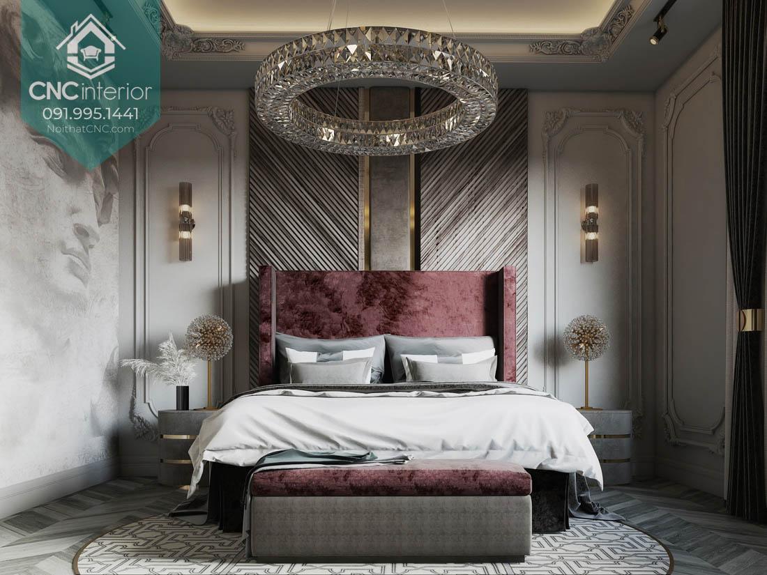 Phòng ngủ đẹp cho vợ chồng mới cưới 7