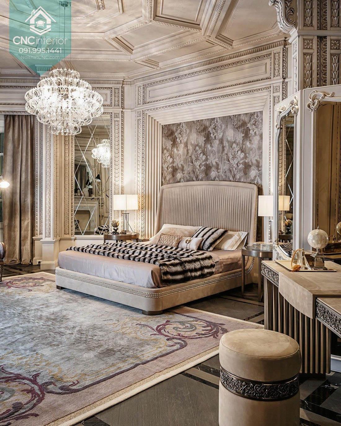 Thiết kế phòng ngủ vợ chồng đẹp 6