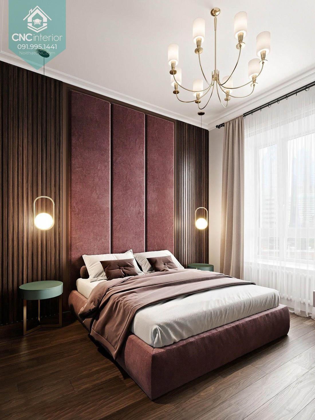 Phòng ngủ đẹp cho vợ chồng mới cưới 6