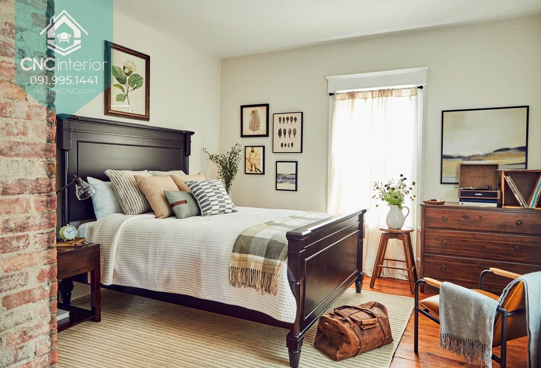 Phòng ngủ đẹp cho vợ chồng trẻ 5
