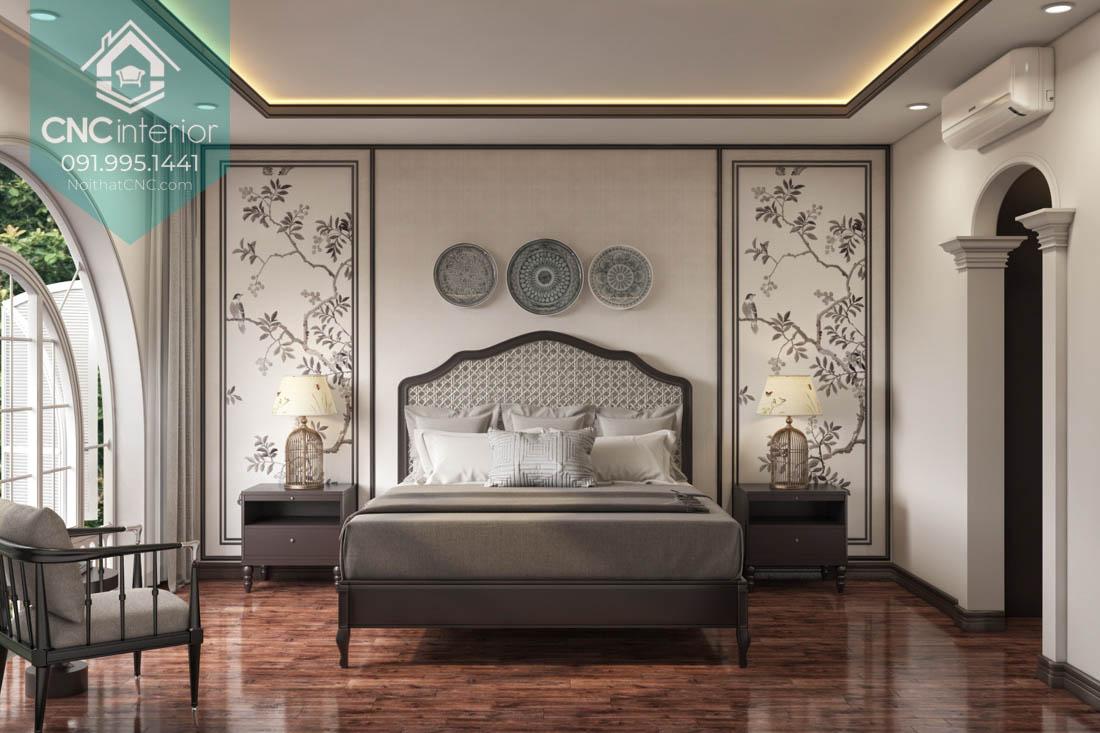 Phòng ngủ đẹp cho vợ chồng 8