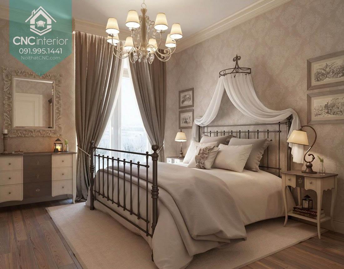 Phòng ngủ đẹp cho vợ chồng trẻ 2