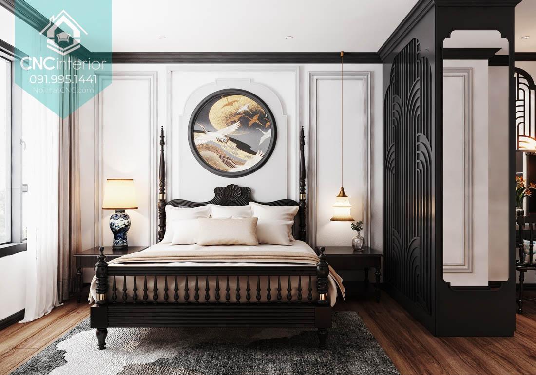Phòng ngủ đẹp cho vợ chồng 9
