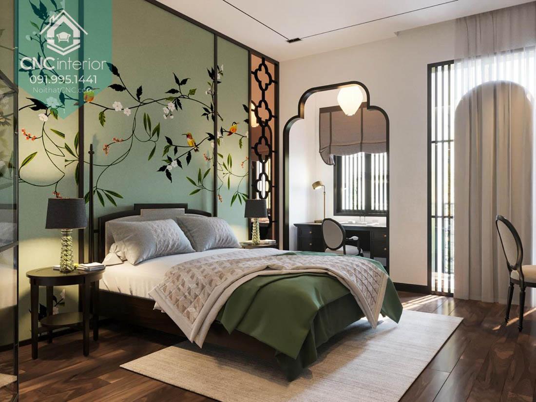 Phòng ngủ đẹp cho vợ chồng 11