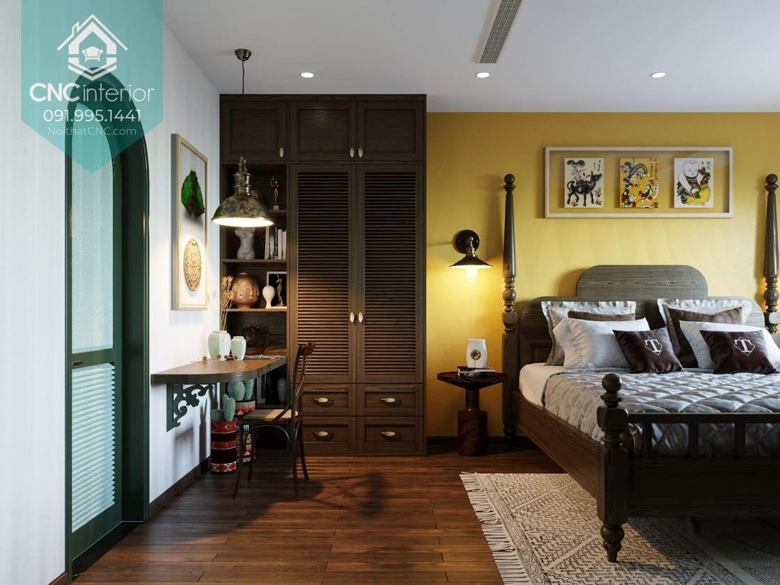 Phòng ngủ đẹp cho vợ chồng 7