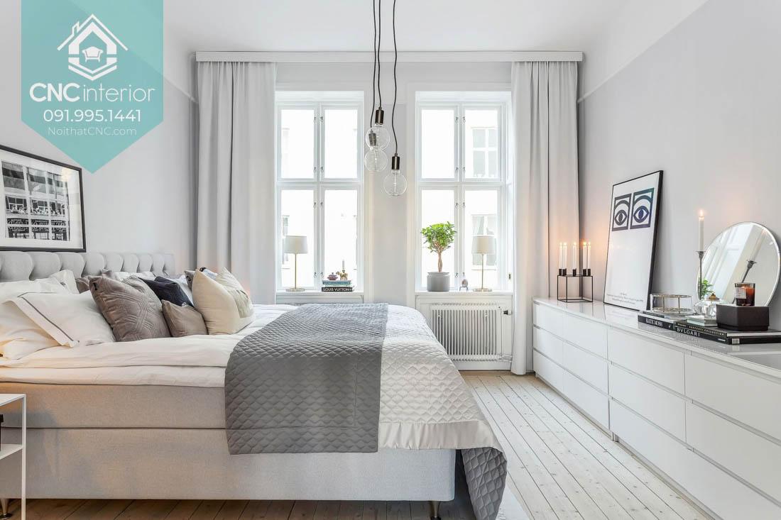 Phòng ngủ đẹp cho vợ chồng 2