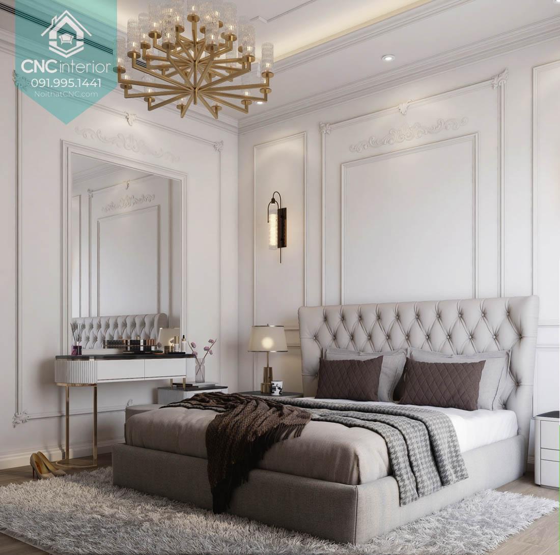 Thiết kế phòng ngủ vợ chồng đẹp 5