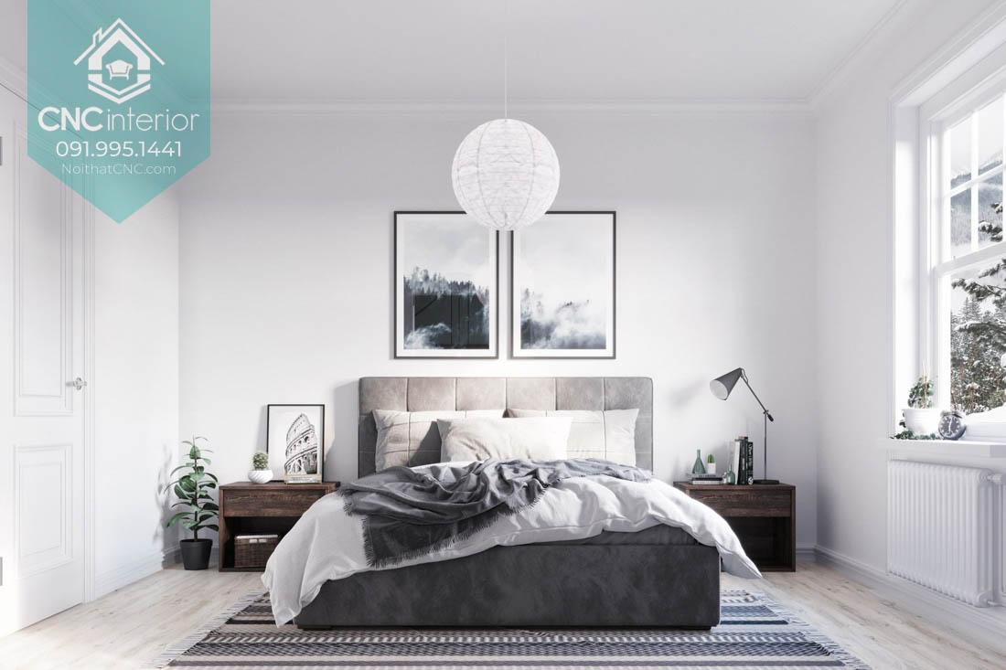 Phòng ngủ đẹp cho vợ chồng 4