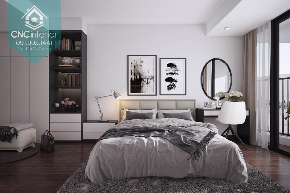Phòng ngủ đẹp cho vợ chồng 5