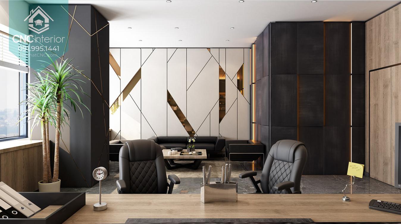 Mẫu thiết kế văn phòng đẹp 11