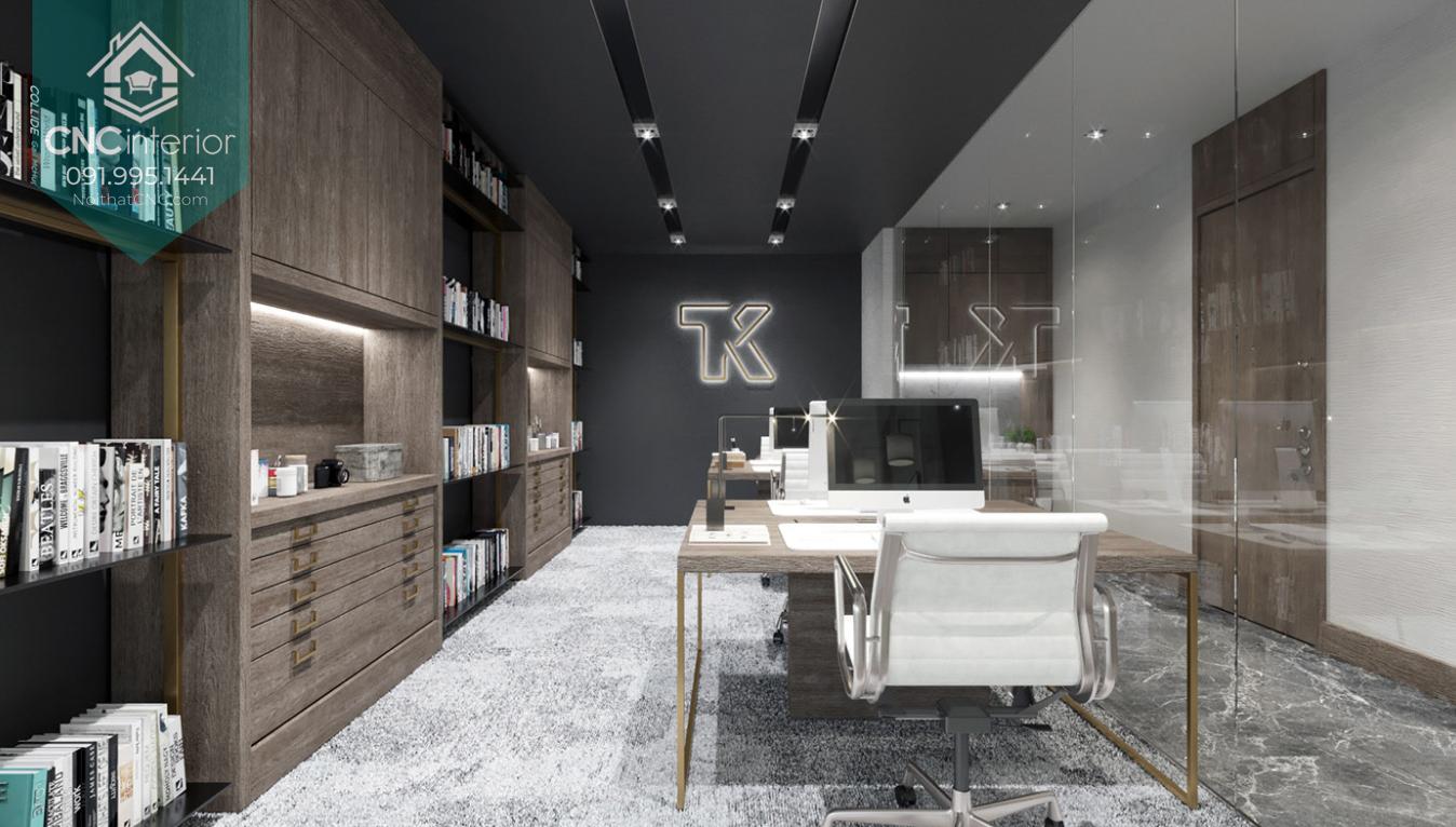 Mẫu thiết kế văn phòng đẹp 3