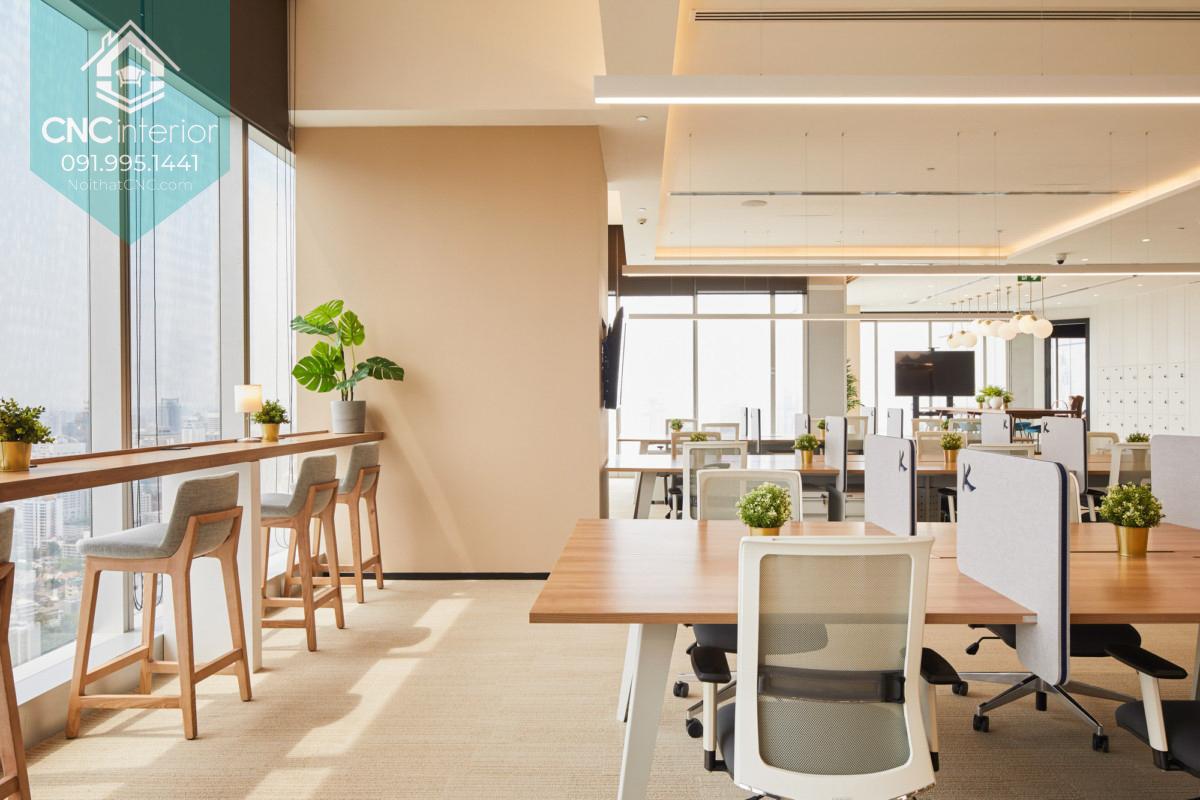 Thiết kế nội thất văn phòng đẹp 15