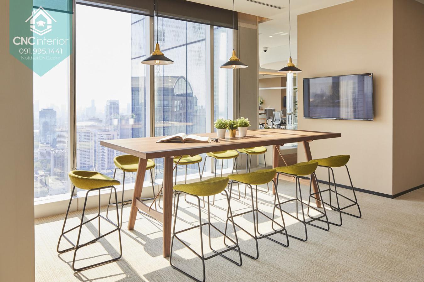 Thiết kế nội thất văn phòng đẹp 16