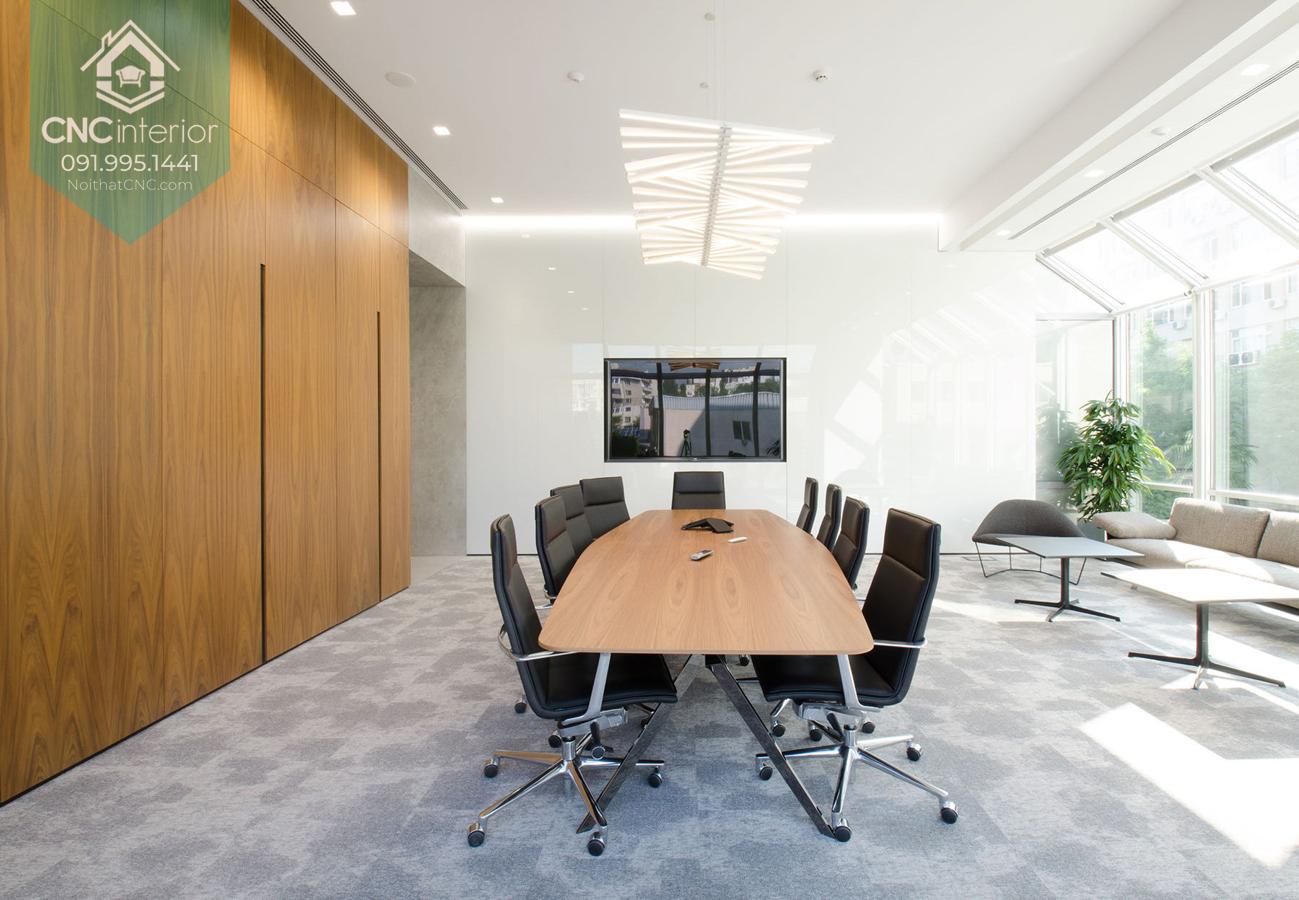Thiết kế văn phòng xanh 12