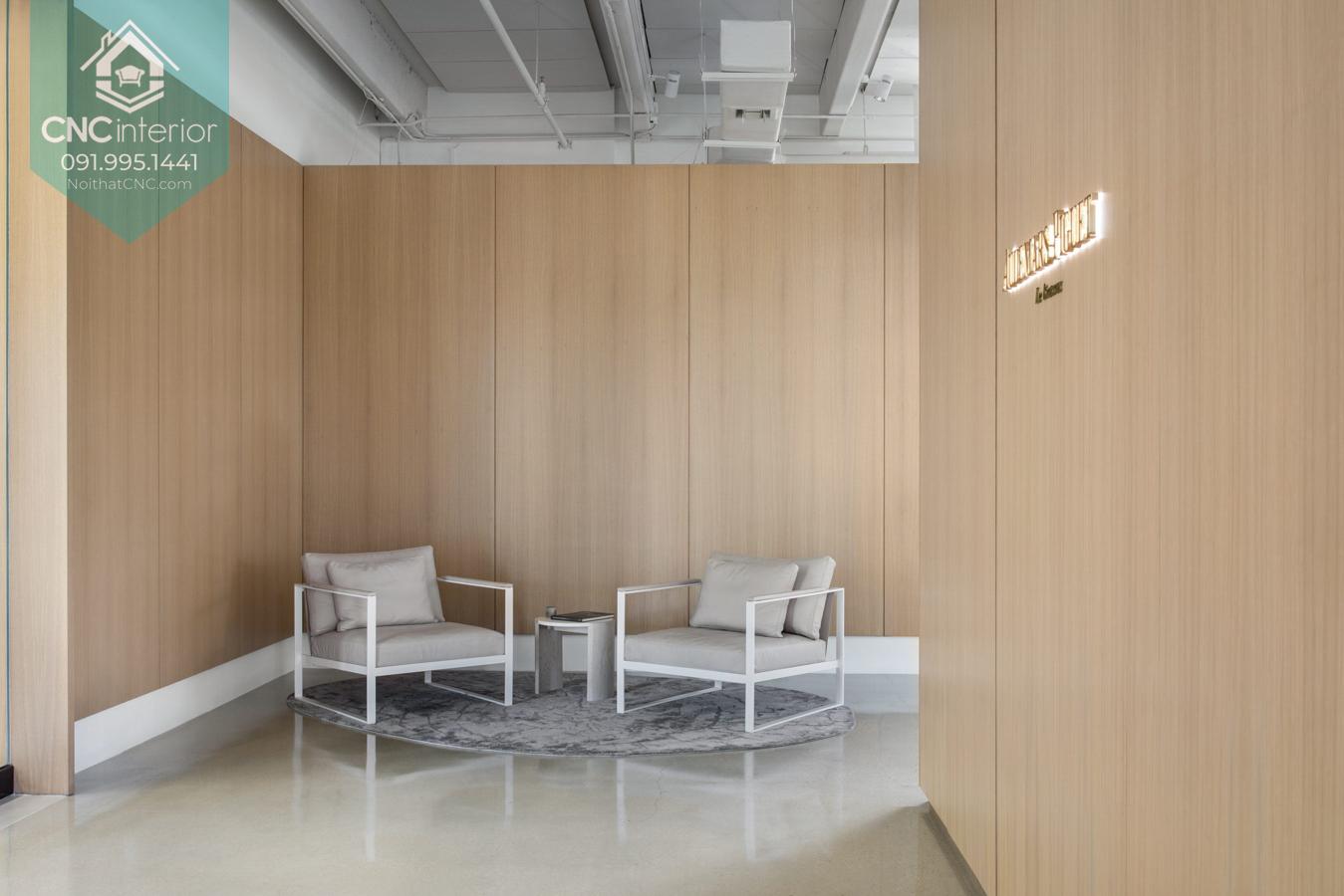 Văn phòng công ty đẹp 2