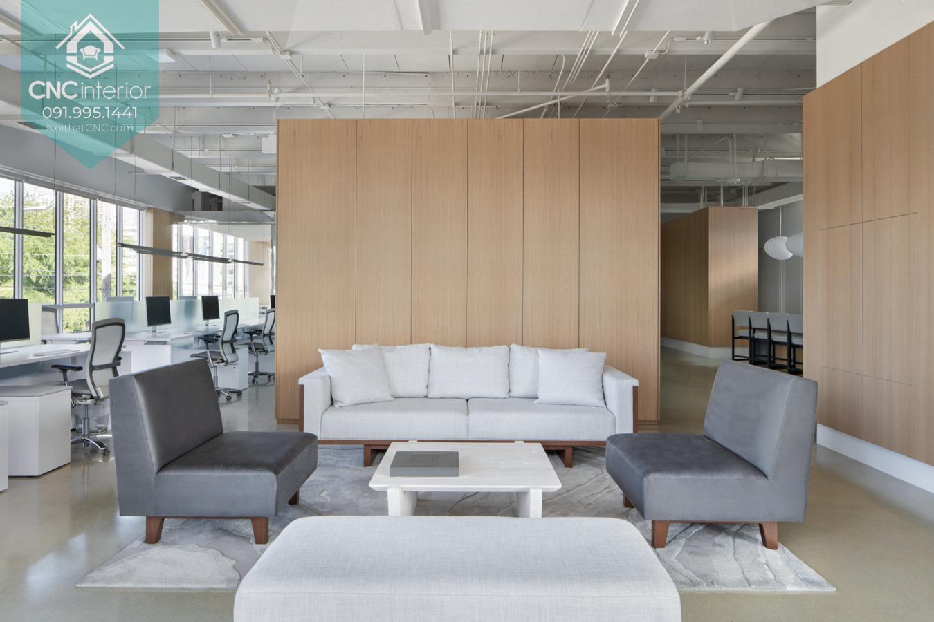 Văn phòng công ty đẹp 3