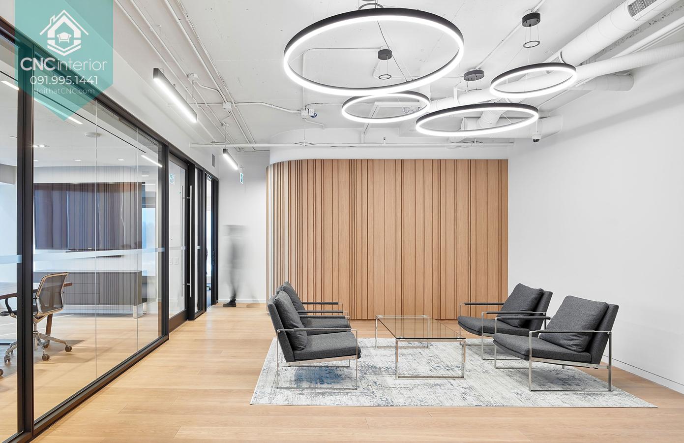 Văn phòng công ty đẹp 7