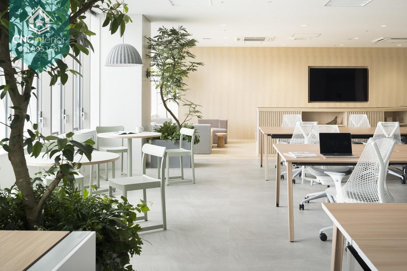 Văn phòng công ty đẹp 6