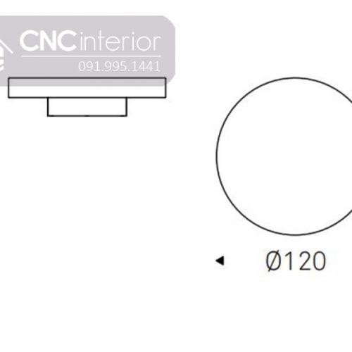 Ban tra doi hinh tron doc dao CNC 303