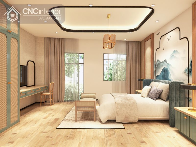 can ho phong cach indochine chi Yen8 1