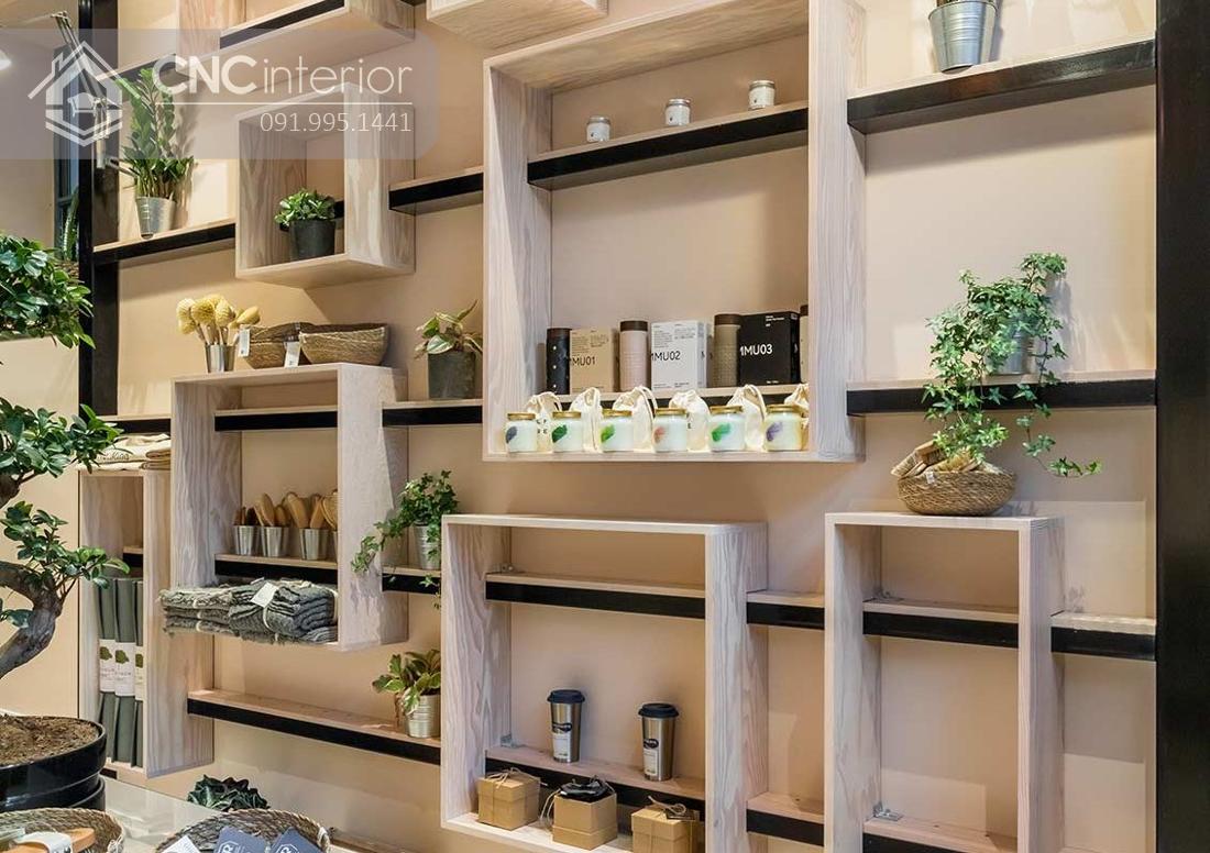 Shop tinh dầu và nến thơm phong cách Eco 3